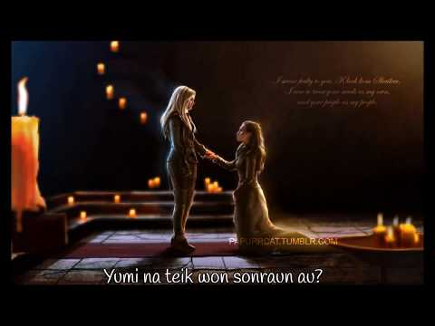 The 100 - Grounder Anthem - Take A Life With Me - Lyrics on video