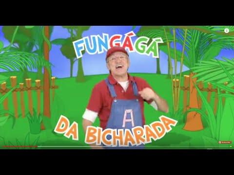 Avô Cantigas - Fungagá da Bicharada