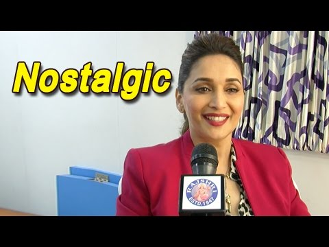 Madhuri Dixit Gets Nostalgic | #20YearsOfHAHK | Exclusive Interview