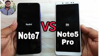 Redmi Note 7 vs Note 5 Pro Speed Test and RAM Managment?