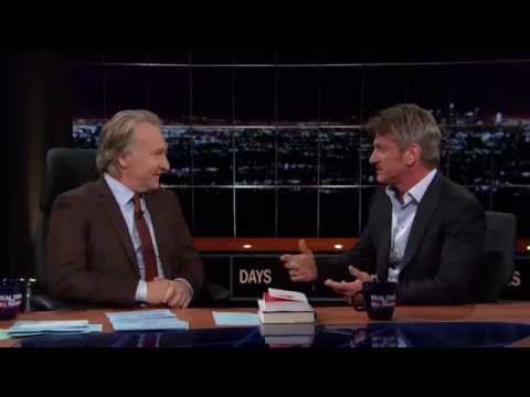 Real Time with Bill Maher: Sean Penn – The Benefit of Travel (HBO)