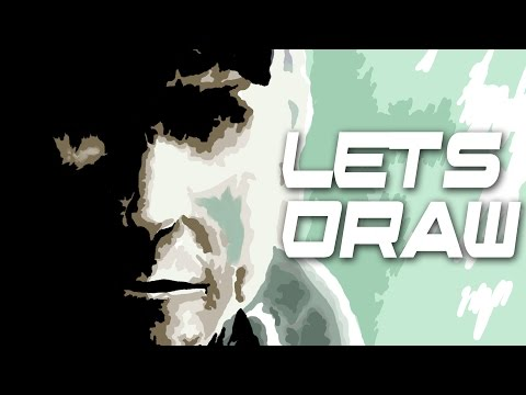 Let's Draw - Sam Fisher (Splinter Cell)
