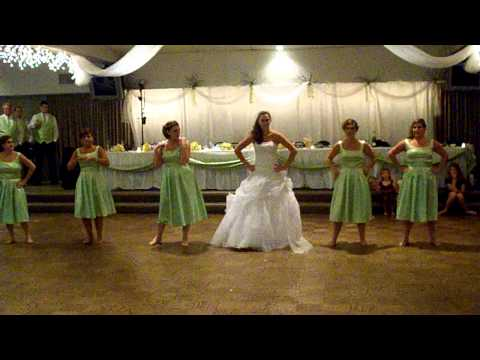 Surprise Wedding Dance!!!!!!