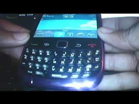 Como poner tu Blackberry en su estado de fabrica( Master Reset  Blackberry)