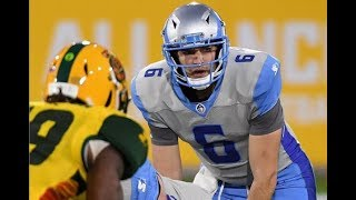 Salt Lake Stallions vs. Arizona Hotshots | AAF Week 1 Game Highlights  from Highlight Heaven