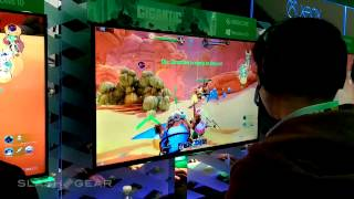 Gigantic hands-on with Xbox One at GDC 2015
