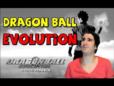 DRAGON BALL EVOLUTION!