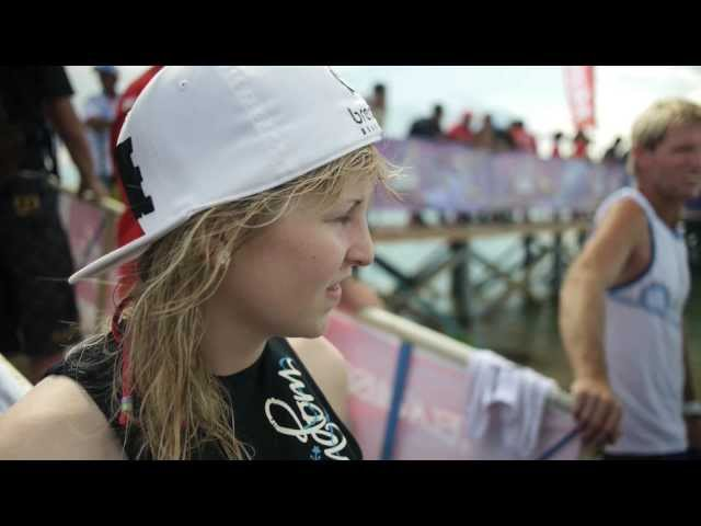 South sumatra - Wakeboard World Cup Womens Final