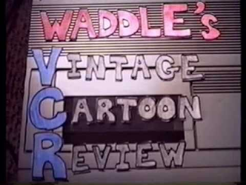 Waddle's VCR - Promo (Commercial)
