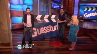 'The Voice' Judges Play Guesstures!