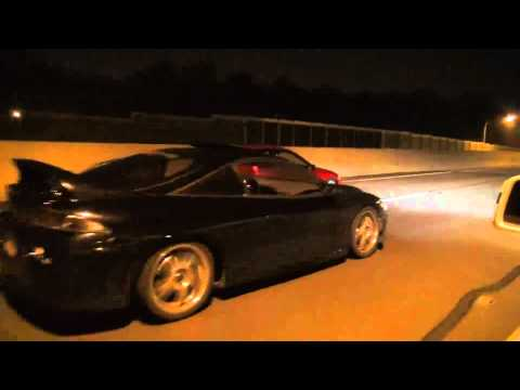 2g Eclipse GSX 2.3l fp hta68 fly by big flame pull teaser video