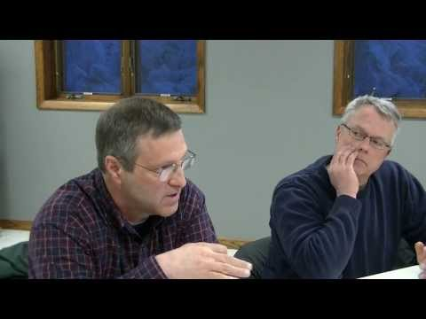 Joint Impact Mining Committee Meeting-Mellen, WI 2-12-14