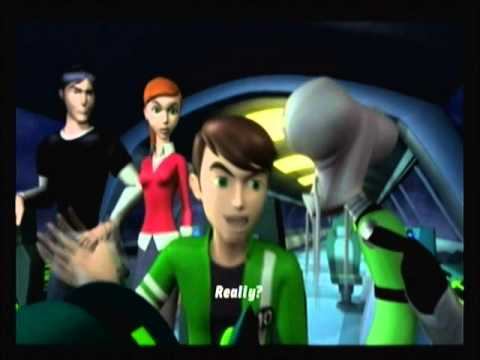 Let's Play Ben 10 Ultimate Alien: Cosmic Destruction Ep.9 Space Satan