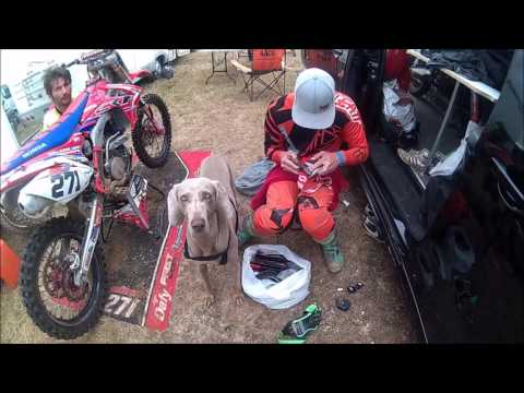 Motocross - 2017 Gravenchon Inside with Seb Perez #906 & Brice Malet #271