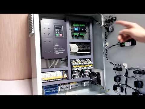 Насосные станции на базе контроллеров Danfoss MCX CWS (PCM CWS)