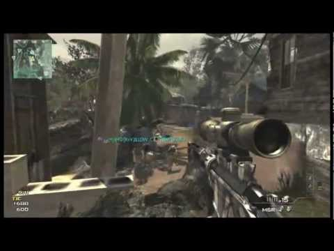 LadySwoop - MW3 - Montage 1