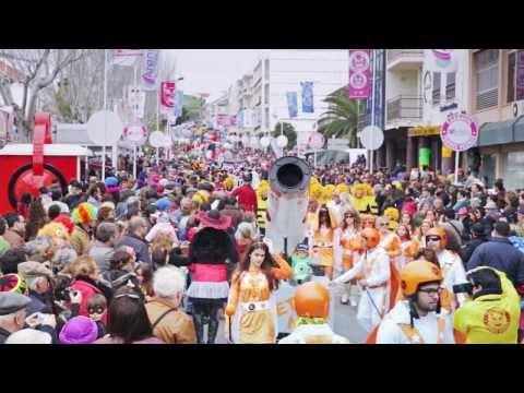 Carnaval de Torres Vedras 2014 - Corso Diurno - terça-feira