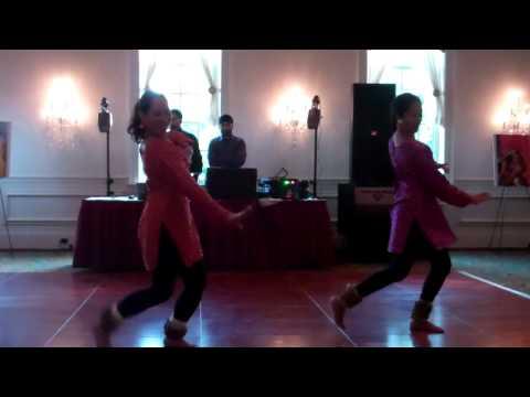 Taal Remix Kathak - Kamallata And Kajal.mp4 video