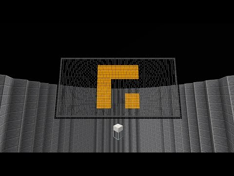 Minecraft: Holographic displays