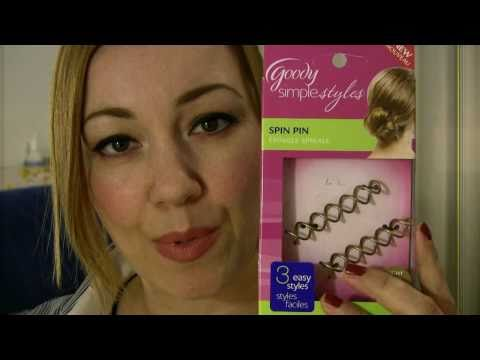 Capelli: Spin Pin Goody