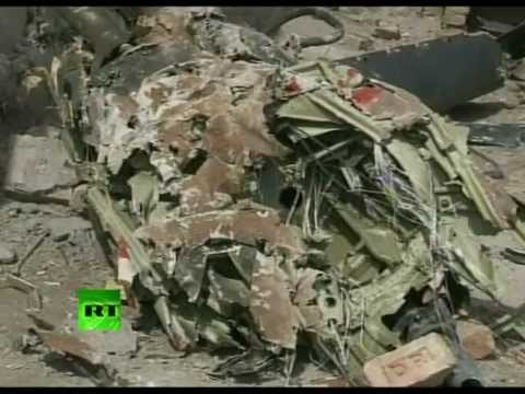 Video: NATO helicopter crash kills 16 in Afghanistan