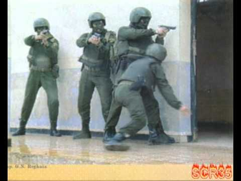 ALGERIAN SPECIAL FORCES Music Videos