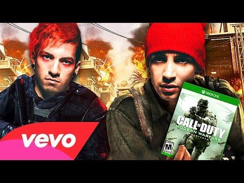 "Call of Duty Song Parody ""21 Pilots - Heathens"" (Modern Warfare Remastered Song)"