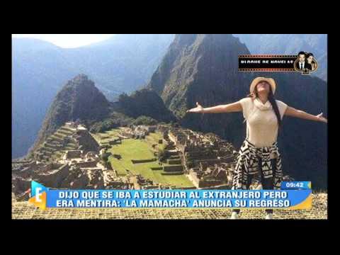 Cathy Sáenz: la 'mamacha' anunció su regreso a la TV