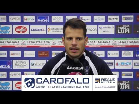 Il video dell'intervista a Costa Ferreira