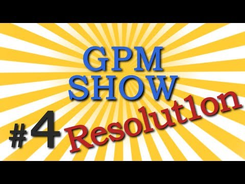 GPM Show #4: Resolut1on (ICCUP)