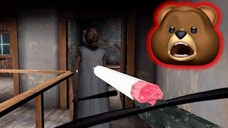 TRANQUILIZING CRAZY GRANNY!! | GRANNY (Horror Game) | Fan Choice Friday