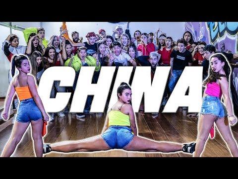 CHINA - Anuel AA, Daddy Yankee, Karol G, Ozuna & J Balvin | Choreography By Emir Abdul Gani