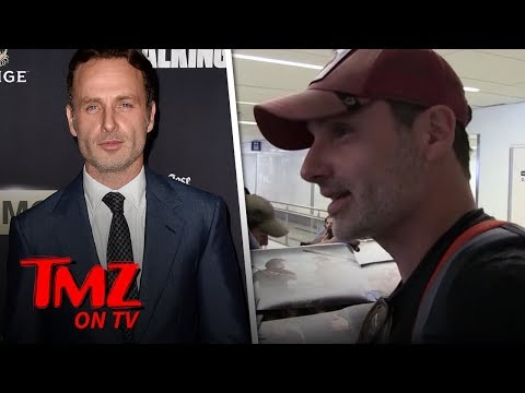 Walking Dead Character To Leave This Season? | TMZ TV