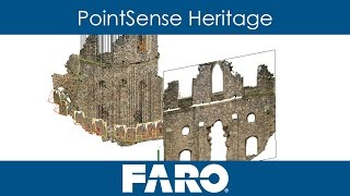 PointSense Heritage: Point Clouds and Photogrammetry in AutoCAD