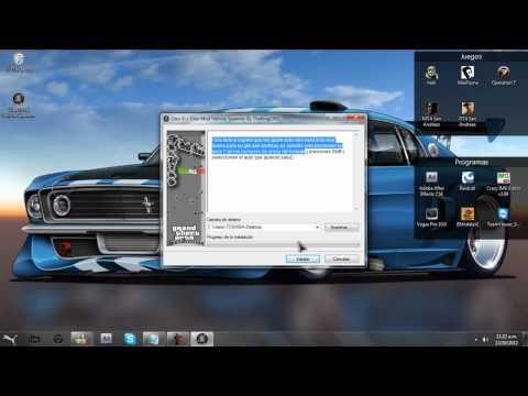 Descargar e Instalar Cleo 4 + Cleo Mod Vehicle Spawner