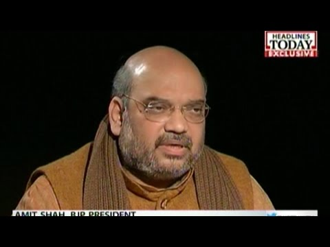 Exclusive: BJP's U-turns are only administrative ones, says Amit Shah