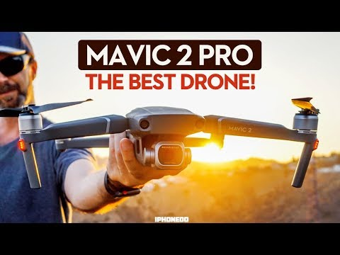 DJI MAVIC 2 PRO IS THE BEST DRONE! — In-Depth Review [4K]