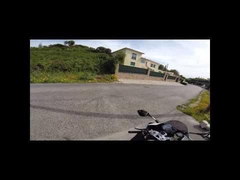 BMW S1000RR - Cabo da Roca 1 - Subida