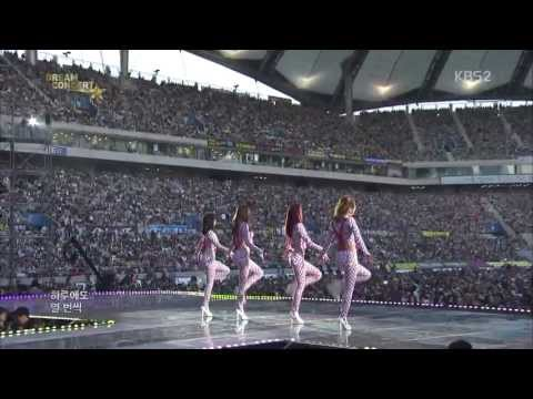 【1080P】Girl's Day - Expectations (31 May,2013)