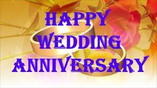 Happy Wedding Anniversary Wishes | Happy Wedding Anniversary Message