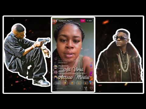 Lil Boosie's Baby Mother's Full Livestream, She's Really Trying To Expose Him...CRAZY