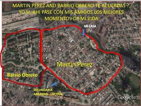 MARTIN PEREZ Y BARRIO OBRERO