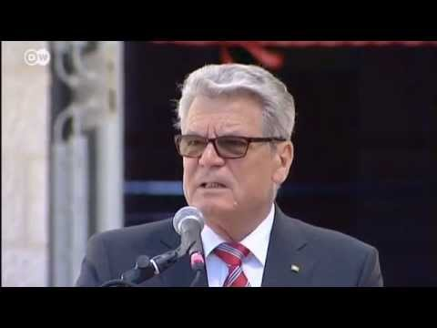 Getting Acquainted - German President Joachim Gauck in Israel | People & Politics