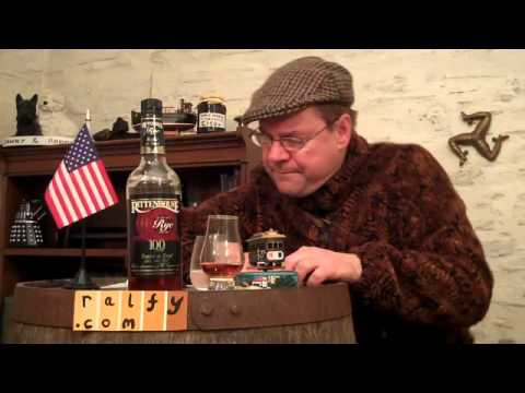 whisky review 164 - Rittenhouse Rye 100 Proof