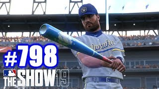 CHALLENGING MYSELF! | MLB The Show 19 | Road to the Show #798