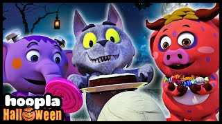 Let's Go To Spooky Fair | Funny Halloween Rhymes For Children | Hoopla Halloween