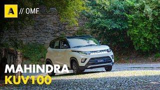 Mahindra KUV100 NXT | 10.000 euro di SUV compatto