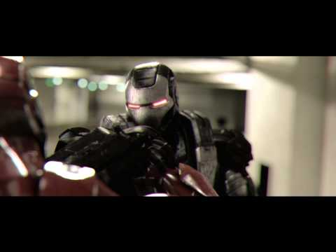 Ironman vs. Warmachine