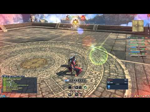 Blade and Soul PvP Update! 1on1 and 3on3 Arena!
