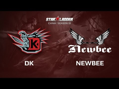 DK -vs- Newbee, SLTV China Play-off, WB Semifinal, Game 1